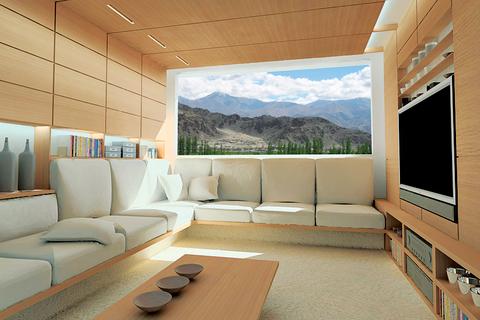 科技型活动板房室内设计